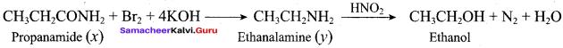 Samacheer Kalvi 12th Chemistry Solutions Chapter 13 Organic Nitrogen Compounds-171