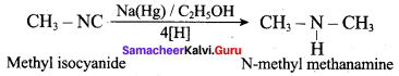 Samacheer Kalvi 12th Chemistry Solutions Chapter 13 Organic Nitrogen Compounds-265