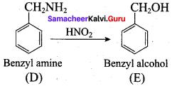 Samacheer Kalvi 12th Chemistry Solutions Chapter 13 Organic Nitrogen Compounds-182