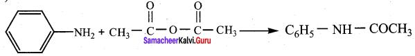 Samacheer Kalvi 12th Chemistry Solutions Chapter 13 Organic Nitrogen Compounds-8