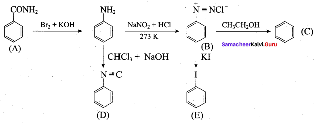 Samacheer Kalvi 12th Chemistry Solutions Chapter 13 Organic Nitrogen Compounds-188