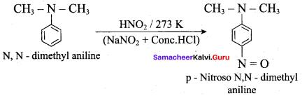 Samacheer Kalvi 12th Chemistry Solutions Chapter 13 Organic Nitrogen Compounds-278