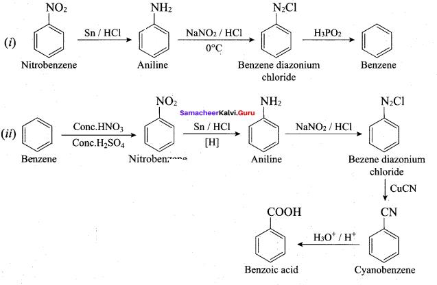 Samacheer Kalvi 12th Chemistry Solutions Chapter 13 Organic Nitrogen Compounds-194