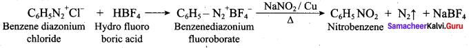 Samacheer Kalvi 12th Chemistry Solutions Chapter 13 Organic Nitrogen Compounds-289