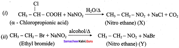 Samacheer Kalvi 12th Chemistry Solutions Chapter 13 Organic Nitrogen Compounds-96