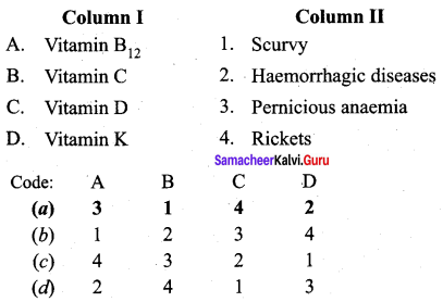 Samacheer Kalvi 12th Chemistry Solutions Chapter 14 Biomolecules-23