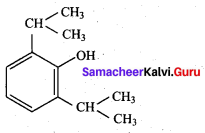 Samacheer Kalvi 12th Chemistry Solutions Chapter 15 Chemistry in Everyday Life-29