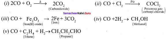 Samacheer Kalvi 12th Chemistry Solutions Chapter 2 p-Block Elements - I img-59
