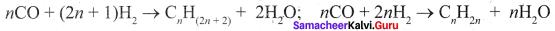 Samacheer 12 Chemistry Solutions