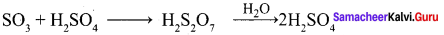 Samacheer Kalvi 12th Chemistry Solutions Chapter 3 p-Block Elements - II img-49