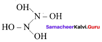 Samacheer Kalvi 12th Chemistry Solutions Chapter 3 p-Block Elements - II img-16