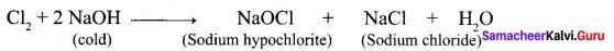 Samacheer Kalvi Guru 12th Chemistry Chapter 3