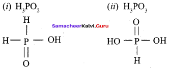 Samacheer Kalvi 12th Chemistry Solutions Chapter 3 p-Block Elements - II img-22