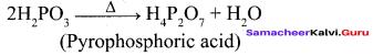Samacheer Kalvi 12th Chemistry Solutions Chapter 3 p-Block Elements - II img-25