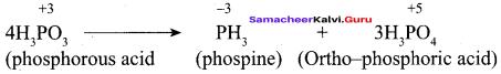 Samacheer Kalvi 12th Chemistry Solutions Chapter 3 p-Block Elements - II img-34
