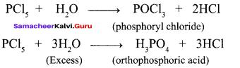 Samacheer Kalvi 12th Chemistry Solutions Chapter 3 p-Block Elements - II img-44