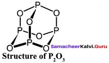 Samacheer Kalvi 12th Chemistry Solutions Chapter 3 p-Block Elements - II img-45