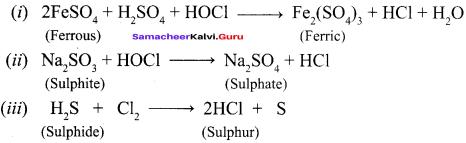Samacheer Kalvi 12th Chemistry Solutions Chapter 3 p-Block Elements - II img-53