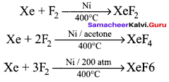 Samacheer Kalvi 12th Chemistry Solutions Chapter 3 p-Block Elements - II img-54