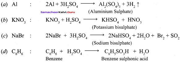 Samacheer Kalvi 12th Chemistry Solutions Chapter 3 p-Block Elements - II imh-68