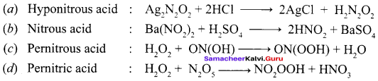 Samacheer Kalvi 12th Chemistry Solutions Chapter 3 p-Block Elements - II img-77