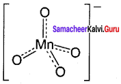 Samacheer Kalvi 12th Chemistry Solutions Chapter 4 Transition and Inner Transition Elements-17