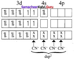 Samacheer Kalvi 12th Chemistry Solutions Chapter 5 Coordination Chemistry-4