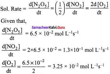 Chapter 7 Chemistry Class 12 Samacheer Kalvi