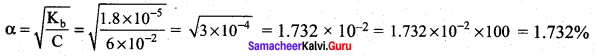 Samacheer Kalvi 12th Chemistry Solutions Chapter 8 Ionic Equilibrium-64