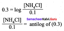 Samacheer Kalvi 12th Chemistry Solutions Chapter 8 Ionic Equilibrium-70