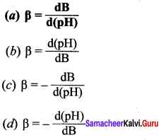 Samacheer Kalvi 12th Chemistry Solutions Chapter 8 Ionic Equilibrium-85