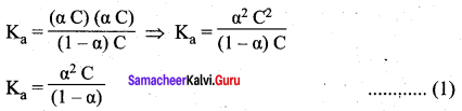 Samacheer Kalvi 12th Chemistry Solutions Chapter 8 Ionic Equilibrium-33