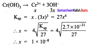 Samacheer Kalvi 12th Chemistry Solutions Chapter 8 Ionic Equilibrium-88