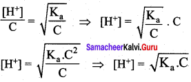 Samacheer Kalvi 12th Chemistry Solutions Chapter 8 Ionic Equilibrium-37
