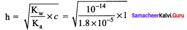 Samacheer Kalvi 12th Chemistry Solutions Chapter 8 Ionic Equilibrium-93