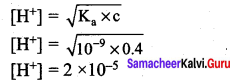 Samacheer Kalvi 12th Chemistry Solutions Chapter 8 Ionic Equilibrium-42