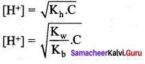 Samacheer Kalvi 12th Chemistry Solutions Chapter 8 Ionic Equilibrium-44