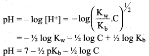 Samacheer Kalvi 12th Chemistry Solutions Chapter 8 Ionic Equilibrium-45
