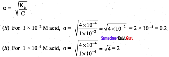 Samacheer Kalvi 12th Chemistry Solutions Chapter 8 Ionic Equilibrium-119