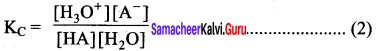 Samacheer Kalvi 12th Chemistry Solutions Chapter 8 Ionic Equilibrium-127