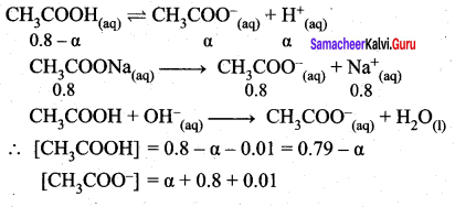 Samacheer Kalvi 12th Chemistry Solutions Chapter 8 Ionic Equilibrium-136