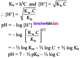 Samacheer Kalvi 12th Chemistry Solutions Chapter 8 Ionic Equilibrium-146