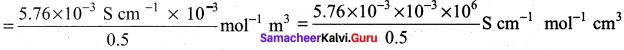 Samacheer Kalvi 12th Chemistry Solutions Chapter 9 Electro Chemistry-2