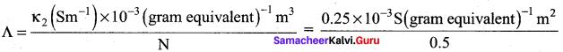 Samacheer Kalvi 12th Chemistry Solutions Chapter 9 Electro Chemistry-22