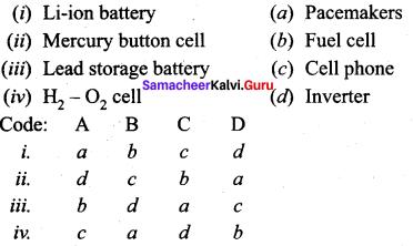 Samacheer Kalvi 12th Chemistry Solutions Chapter 9 Electro Chemistry-40