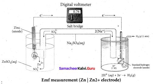 Samacheer Kalvi 12th Chemistry Solutions Chapter 9 Electro Chemistry-51