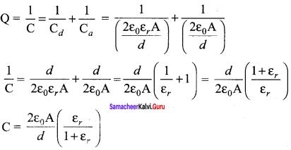 Samacheer Kalvi 12th Physics Solutions Chapter 1 Electrostatics-117