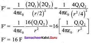 Samacheer Kalvi 12th Physics Solutions Chapter 1 Electrostatics-132