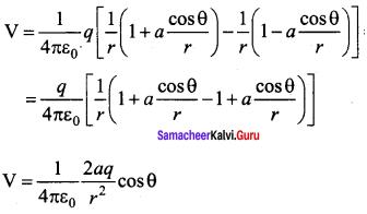 Samacheer Kalvi 12th Physics Solutions Chapter 1 Electrostatics-43