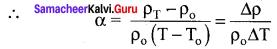 Samacheer Kalvi 12th Physics
